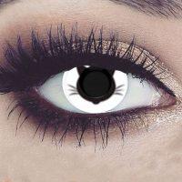 Halloween fargede kontaktlinser #063