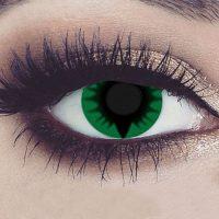Halloween fargede kontaktlinser #096