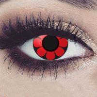 Halloween fargede kontaktlinser #105
