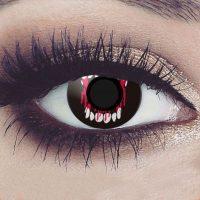 Halloween fargede kontaktlinser #120