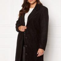 Happy Holly Corinne wool coat Black 48/50