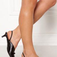 Henry Kole Amelie Leather Sandals Black 38