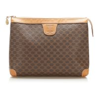 Macadam Clutch Bag PVC Italia