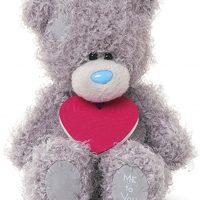 Me To You Kosedyr Teddybjørn Hjerte 13 cm
