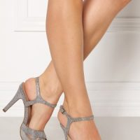 Menbur Glitter Sandals Silver 36
