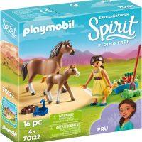 Playmobil 70122 Pru Med Hest Og Føll