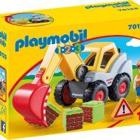 Playmobil 70125 Gravemaskin
