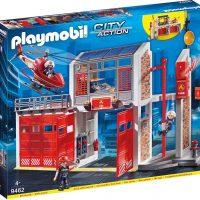 Playmobil 9462 Fire Station