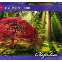 Puslespill 1000 Guiding Light Heye