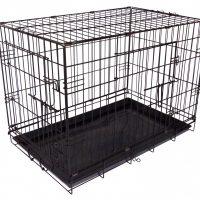 Stålbur til hund og katt, 12kg