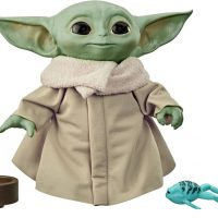 "Star Wars Plysjfigur The Child Baby Yoda"" Med Lyd"