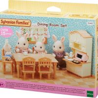 Sylvanian Families 5340 Dining Room Set