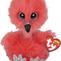 TY Kosedyr Franny Flamingo 23 cm