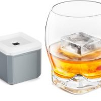 Whiskyglass med stor isform