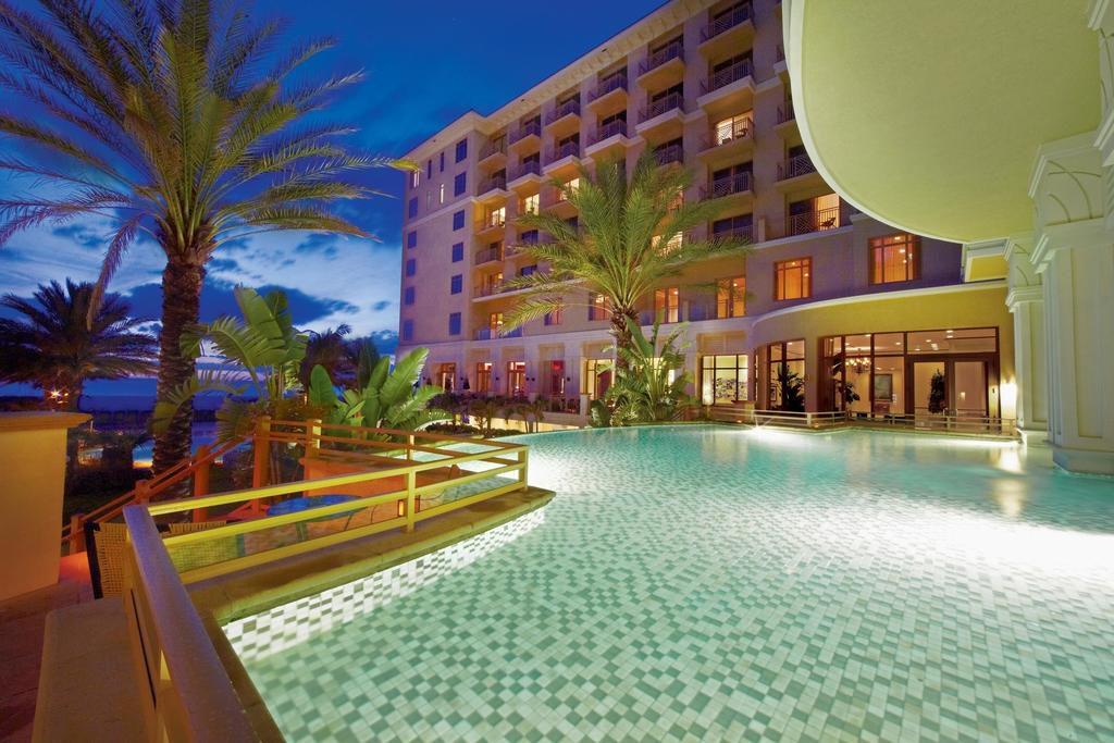 Sandpearl Resort familiehoteller på Clearwater Beach