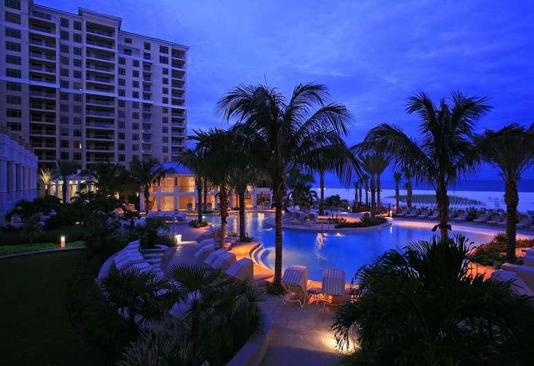 3 Beste Familiehotell på Clearwater Beach Florida