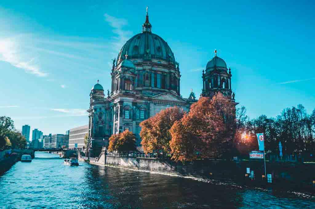 Mitte - Området du bør bo hvis du besøker Berlin for første gang