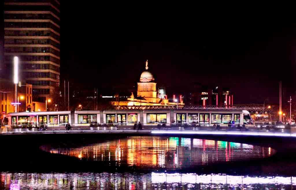 Portobello - De fleste par som besøker Dublin bor i Portobello
