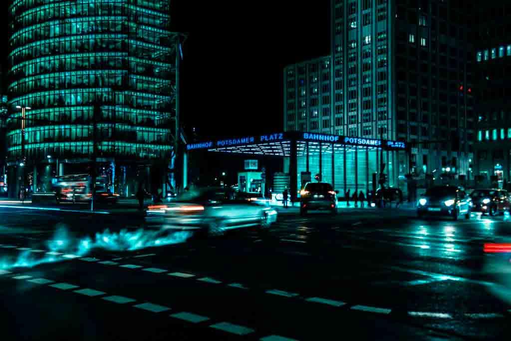 Potsdamer Platz - Det beste turistområdet i Berlin