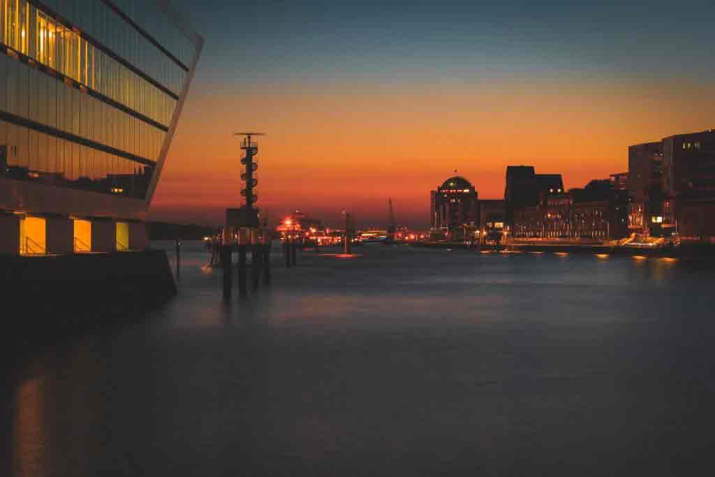 Docklands - En av de bedre stedene for turister i Dublin