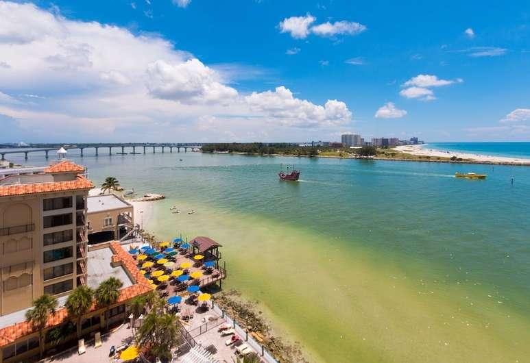 Test av Edge Hotel Clearwater Beach