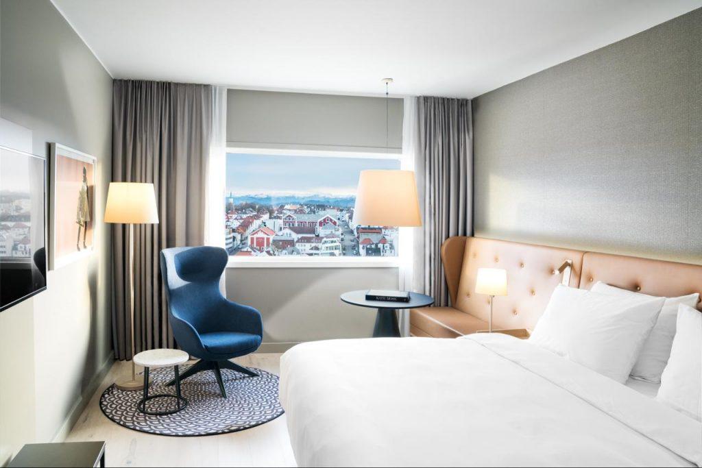 Rommene på Radisson Blu Atlantic Stavanger