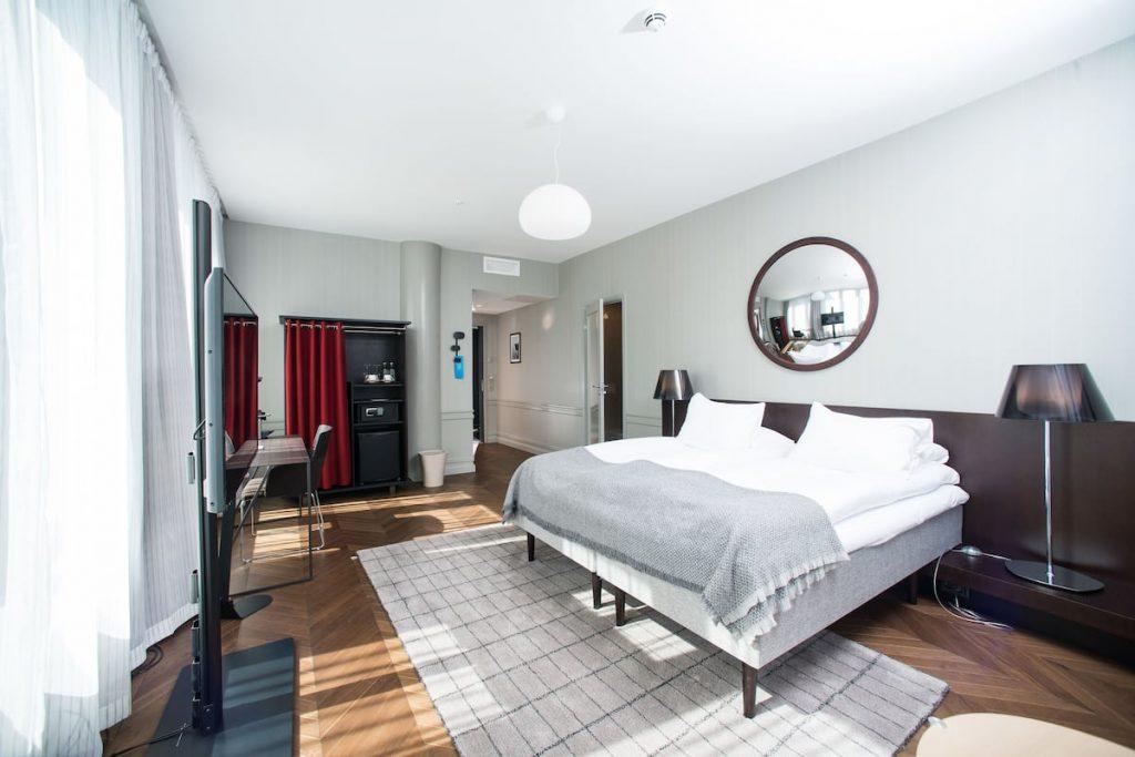 Store fine rom på Bergen Børs Hotell