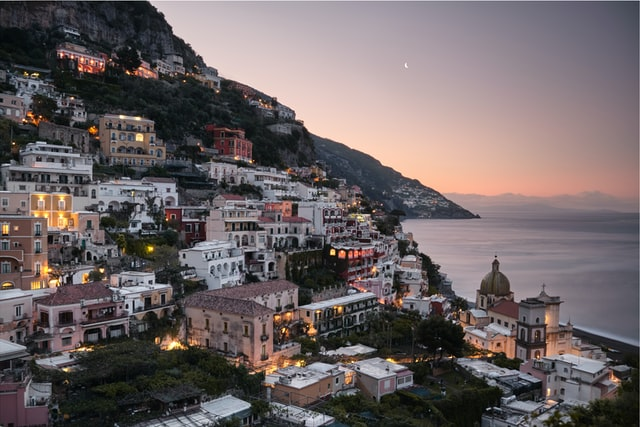 De 9 vakreste landsbyene i Italia - Positano