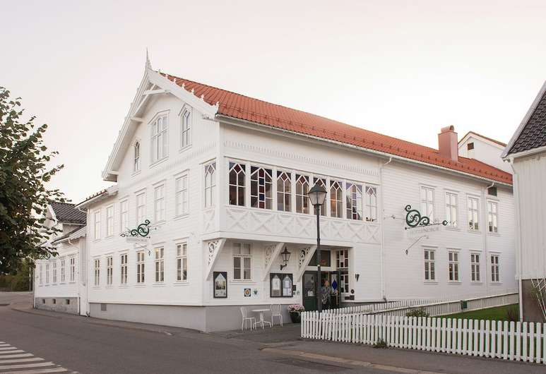Hotel Norge Lillesand