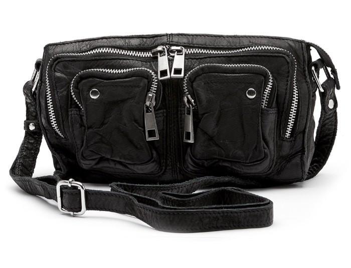 Stine Washed Bag Black