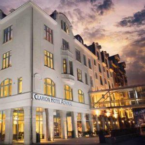 Clarion Hotel Admiral – Bergen sentrum