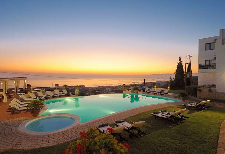Creta Blue Boutique Hotel Kreta
