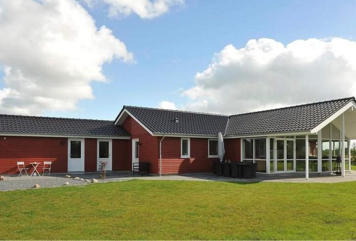 Feriehus Kvie Sø Midt-Jylland Midtjylland Danmark
