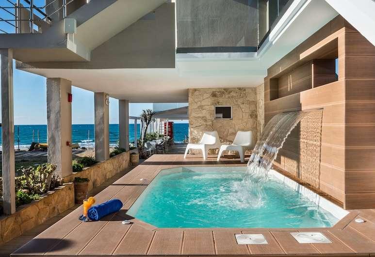 Hotel Vergina Beach Kreta