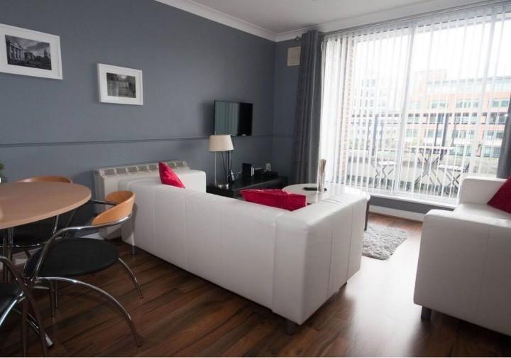 IFSC Dublin City Apartments