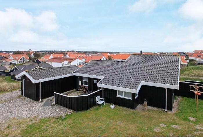 Feriehus: Blokhus, Jammerbugten, Nordjylland - 6 Personer