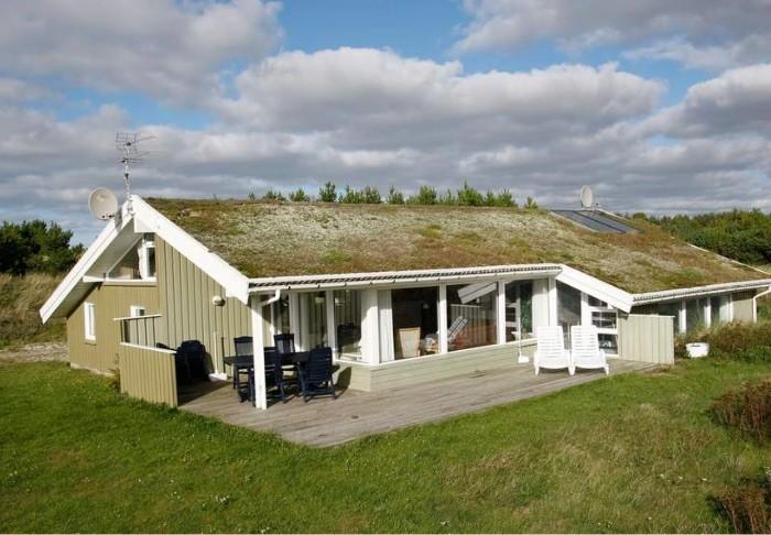 Feriehus: Blokhus, Jammerbugten, Nordjylland - 12 Personer