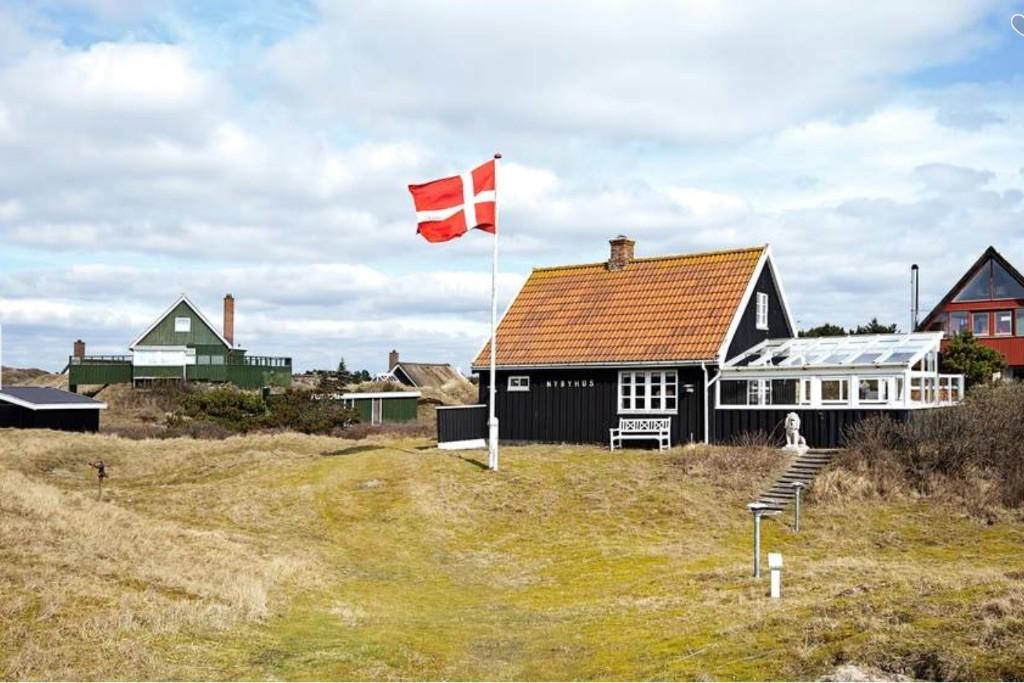 De Beste feriehusene på Fanø for familier