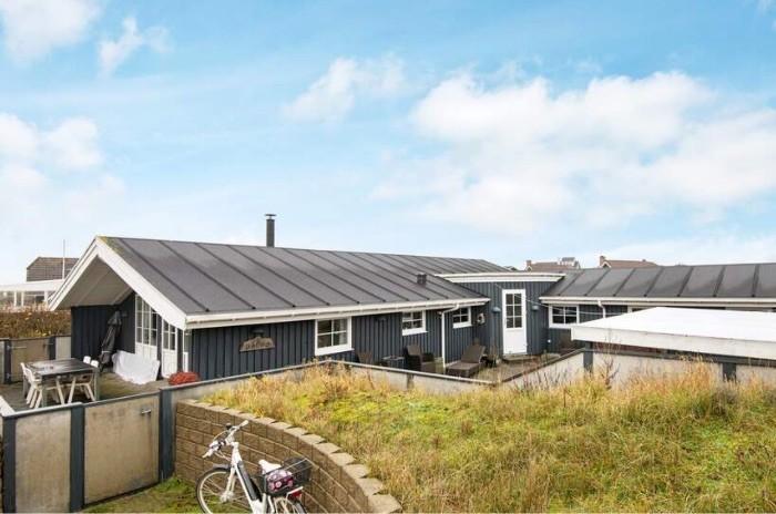 Feriehus: Fanø/Rindby, Fanø, Sørlige Vestkyst - 6 Personer