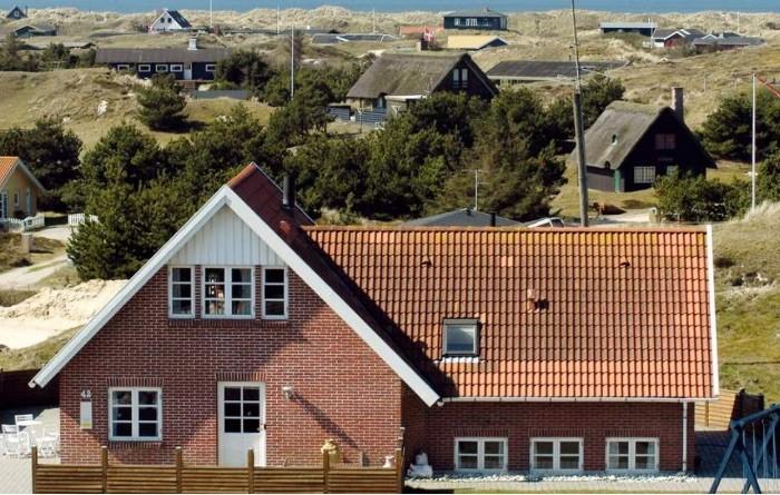Feriehus: Fanø/Rindby, Fanø, Sørlige Vestkyst - 8 Personer