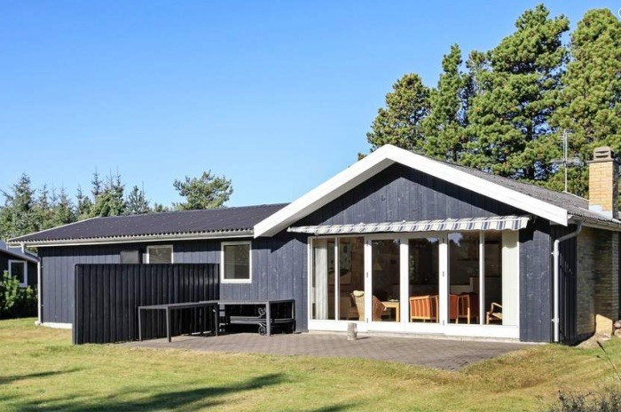 Feriehus: Lyngså, Skagen området, Nordjylland  - 6 Personer