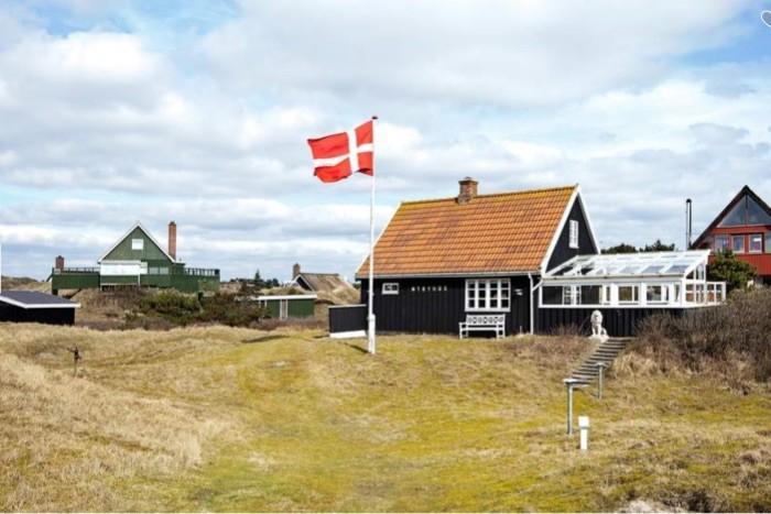 Feriehus: Fanø/Rindby, Fanø, Sørlige Vestkyst - 4 Personer