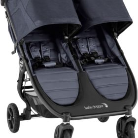 Baby Jogger City Mini GT 2 Søskenvogn, Carbon