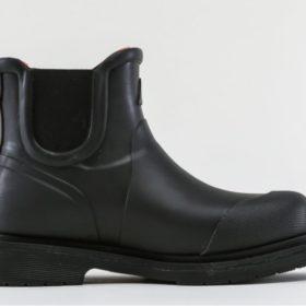 Didriksons - Vinga Rubber Boots - Svart - Dame