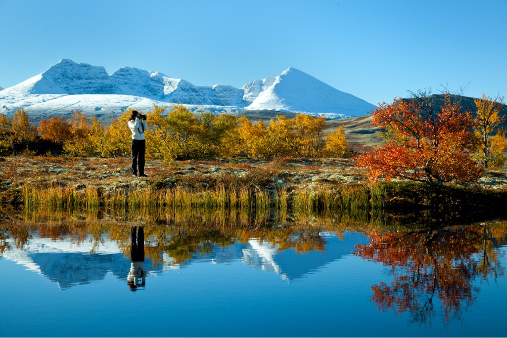 Credit and copyright Asgeir Helgestad - VisitNorway.com