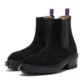 Eytys - Ankle boot Nikita Suede Black