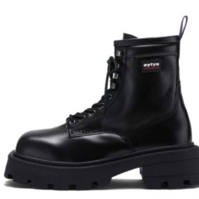 Eytys - Boots Michigan Leather Black - Dame
