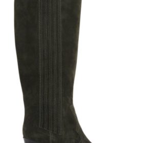 Ganni - Boots Western Knee High - Dame