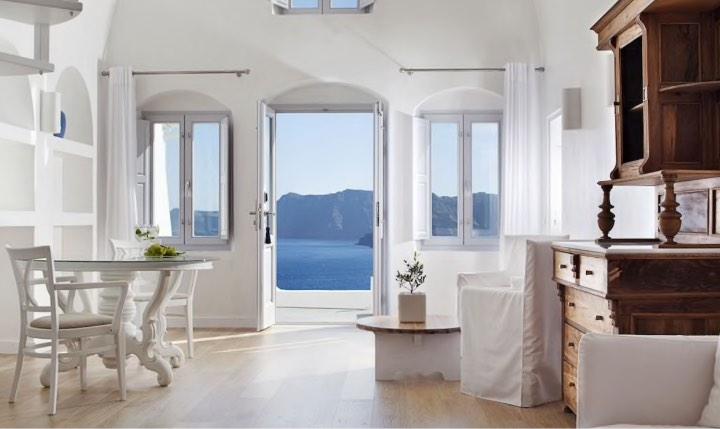 Katikies Villa Santorini