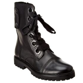 Zadig & Voltaire - Leather boots Joe Shoes